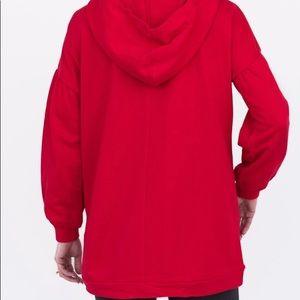 Agnes & Dora Tops - Puff Sleeve Pullover by Agnes & Dora NWT